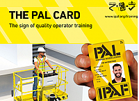IPAF PAL cards to go Digital in 2021